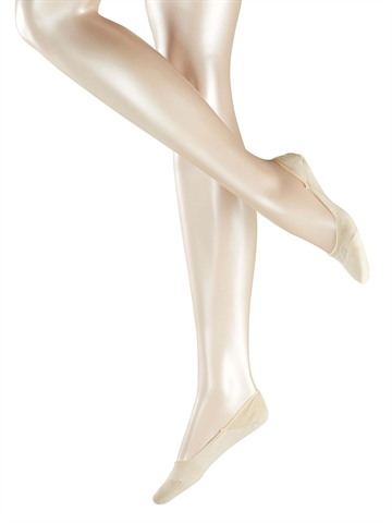Falke Step dame - Medium Cut - Cream